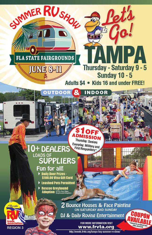 Rv Shows Archive Florida Rv Trade Associationflorida Rv
