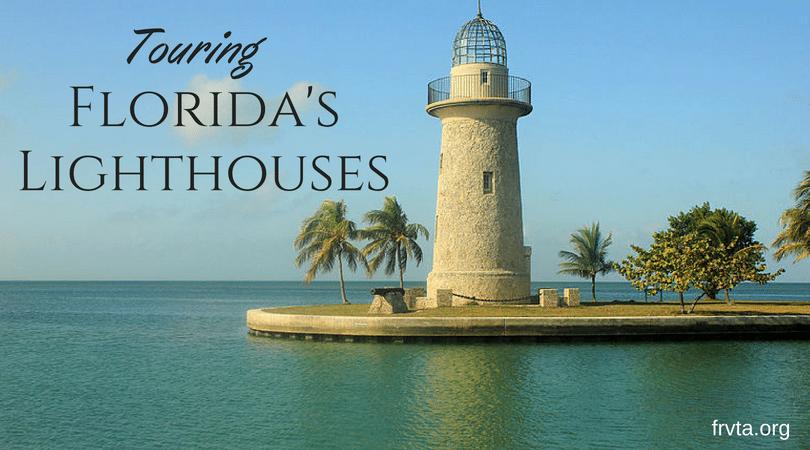 Touring Florida S Lighthouses Florida Rv Trade Associationflorida Rv Trade Association