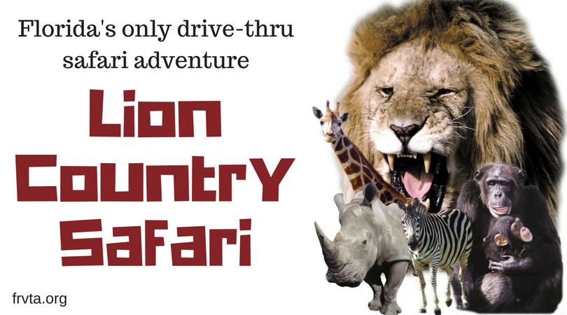Lion country safari florida rv trade associationflorida for Lion country safari cabins