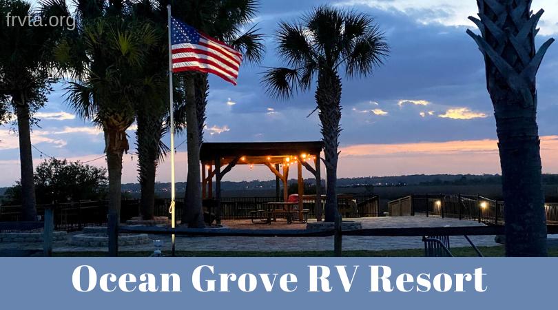 Ocean Grove Rv Resort Florida Rv Trade