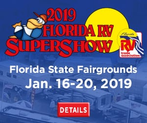 2019 Florida Rv Supershow Florida Rv Trade