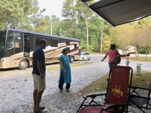 rving with newbies 4